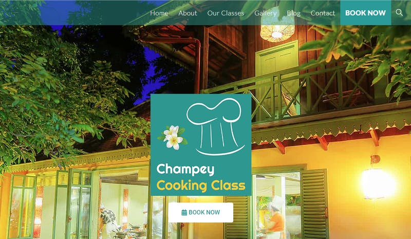 Champey Cooking Class