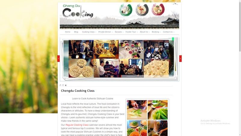 Cheng Du Cooking