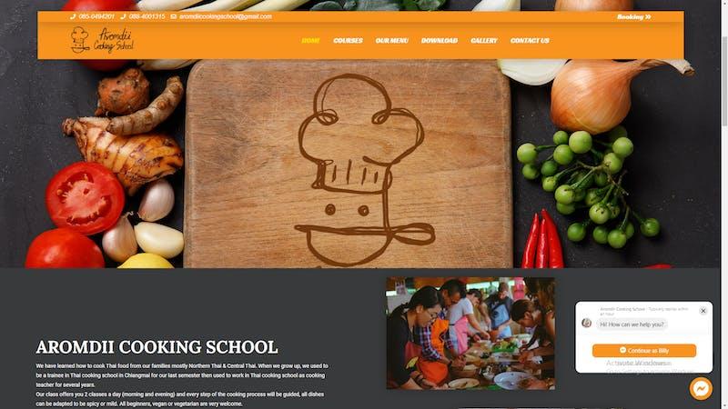 Aromdii Thai Cooking