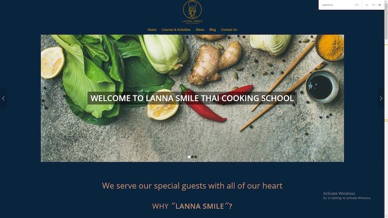 Lanna Smile Thai Cooking