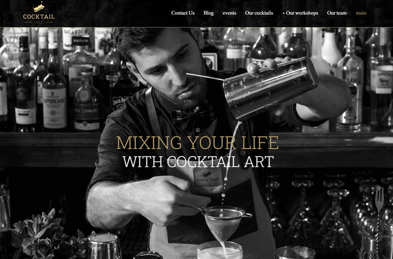 Cocktail Art