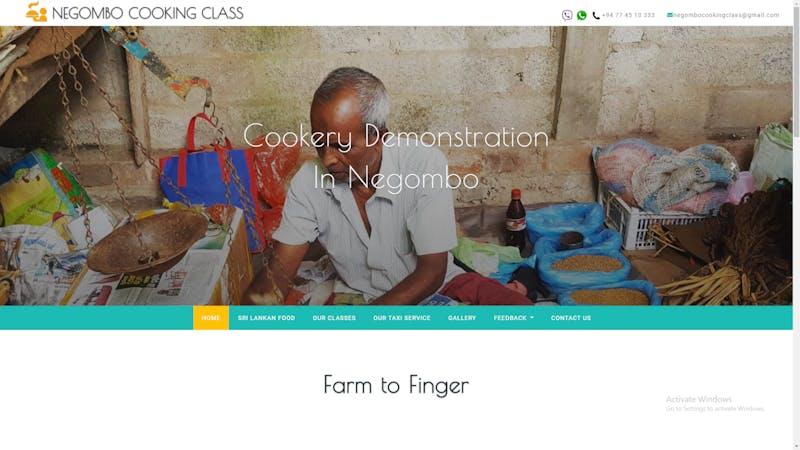 Negombo Cooking Class