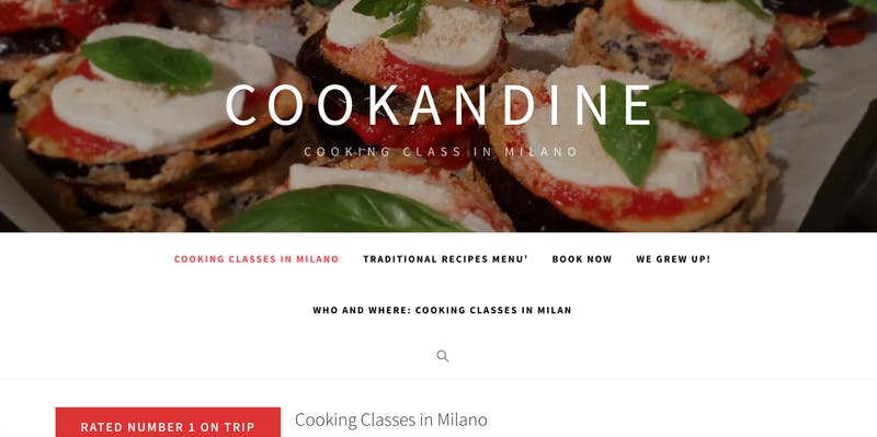 Cook and dine Class