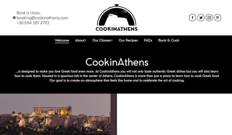 Cookin Athens