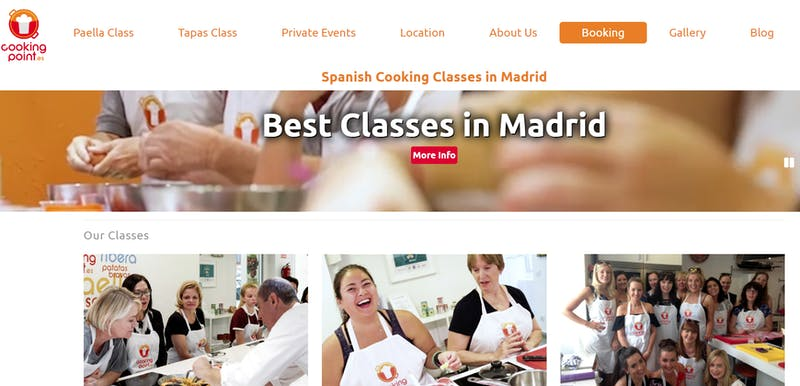 Cooking Point - Spain