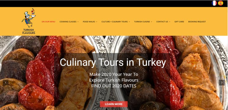 Istanbul Cooking Classes and Food Tours