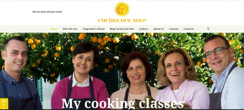 Cucina del Sole