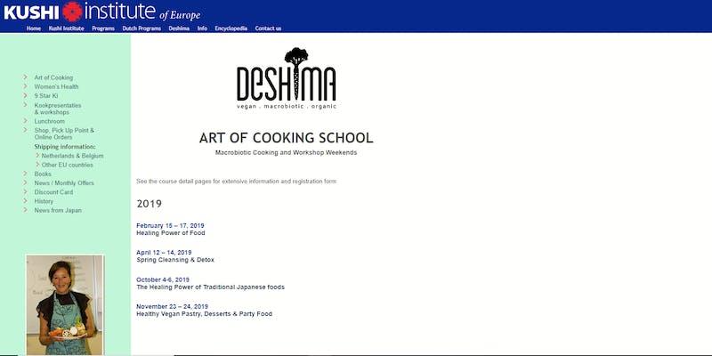 Deshima Art of Cooking School K