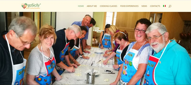 Go Sicily Cooking Class