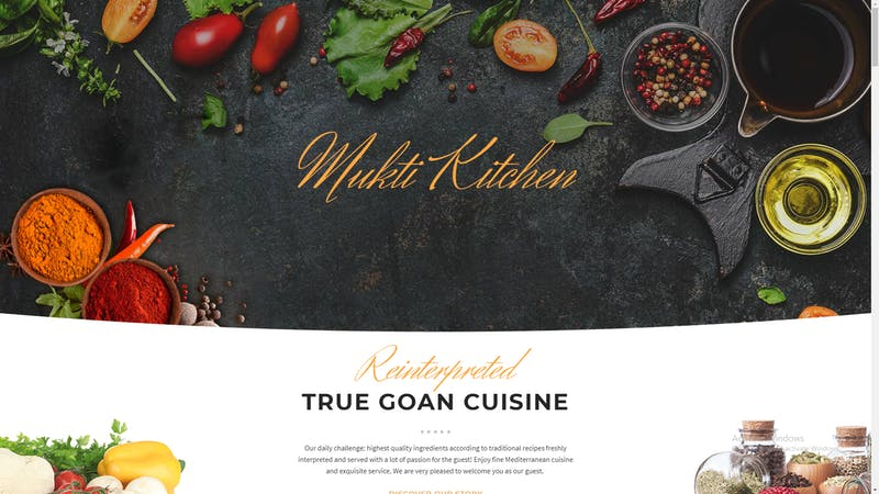 Mukti Kitchen
