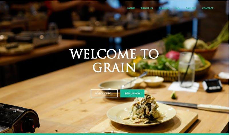 Grain By Luke