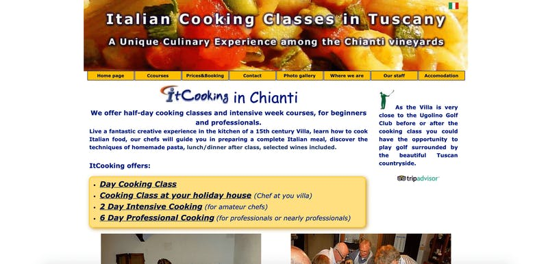 ItCooking in Chianti Cooking Class