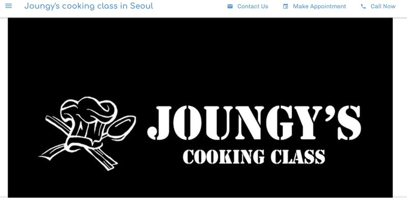 Joungy's Cooking Class
