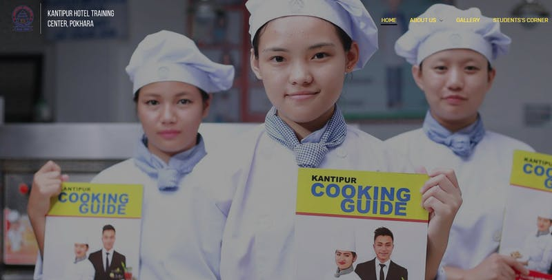 Kantipur Hotel Training Center