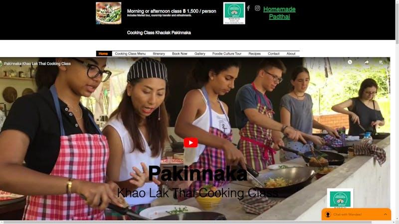 Pakinnaka Thai Cooking School