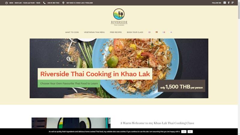Riverside Thai Cooking