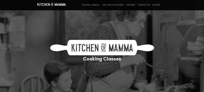 Kitchen of Mamma