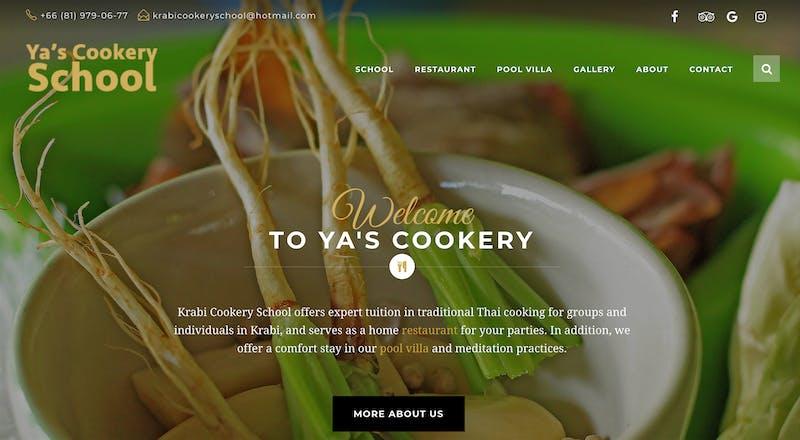 Ya's Cookery School