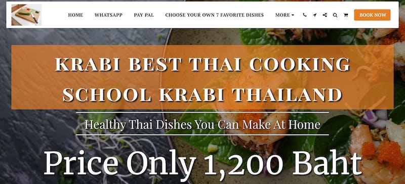 Thai Charm Cooking
