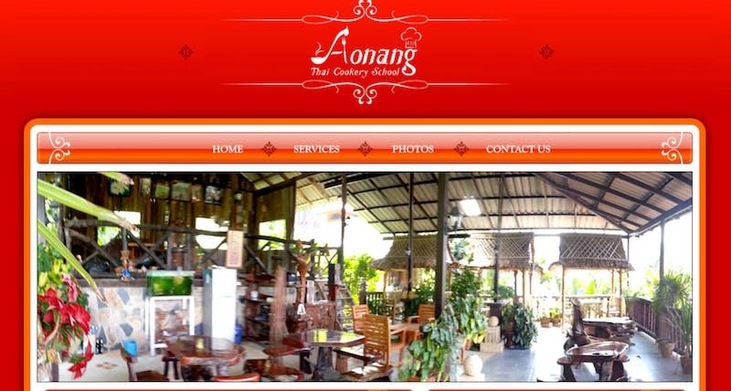 Aonang Thai Cookery School