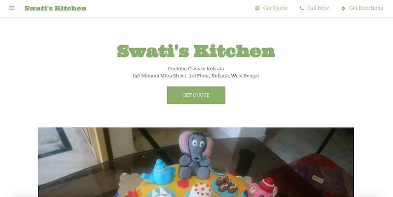 Swati's Kitchen
