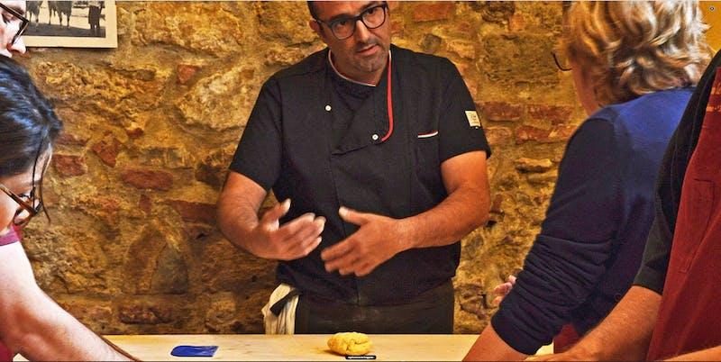 Cortona Cooking Classes, La Caggiole