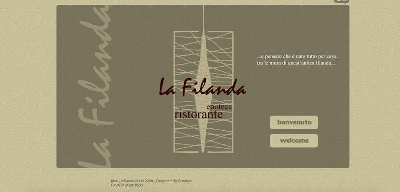 La Filanda Cooking School