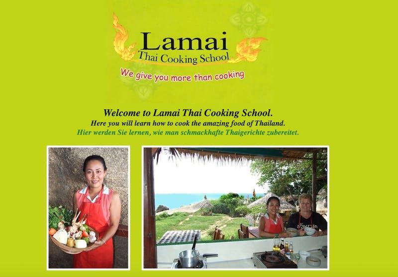 Lamai Thai Cooking School