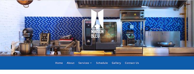 Maison Bleu Centre of Culinary Art