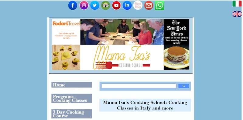 Mama Isa Venice Cooking Class