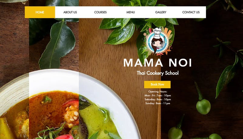 Mama Noi Cooking School