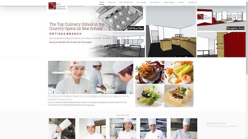 First Gourmet Academy