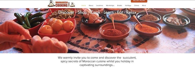 Marrakech Cooking School