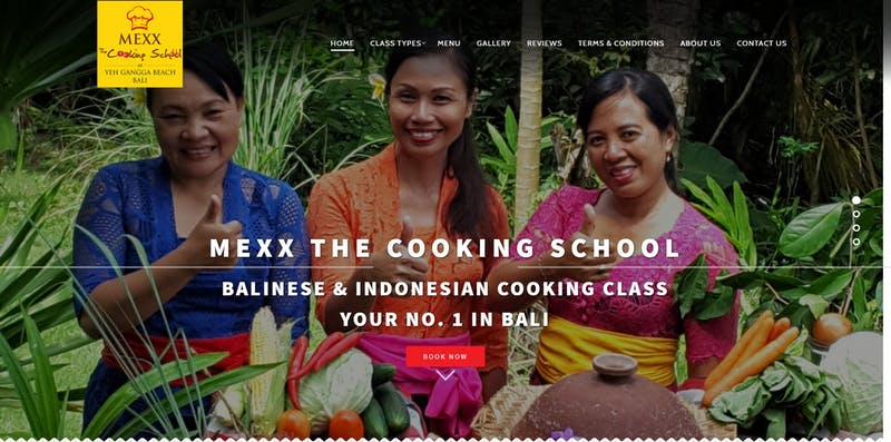 Mexx Cooking School