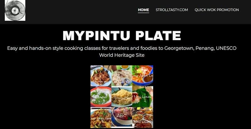 Mypintu Plate