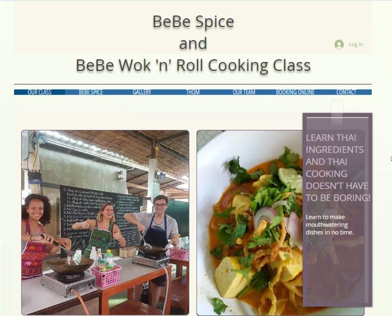BeBe Wok 'n' Roll