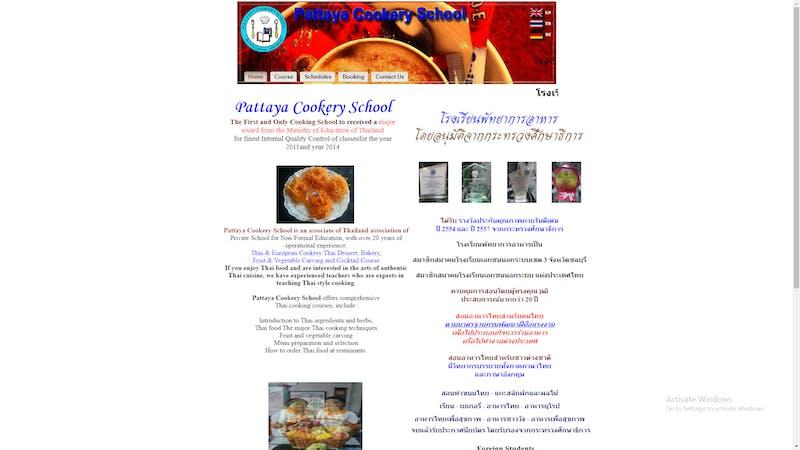 Pattaya Cooking School
