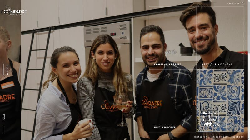 Compadre Cooking School (Lisbon)
