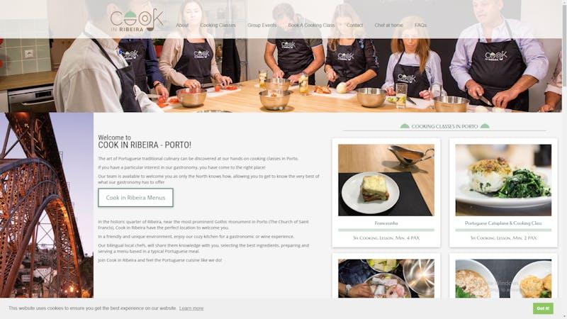 Cook in Riberia