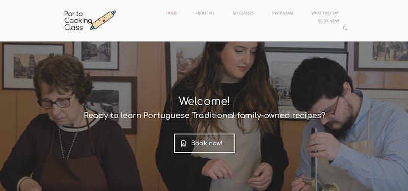 Porto Cooking Class