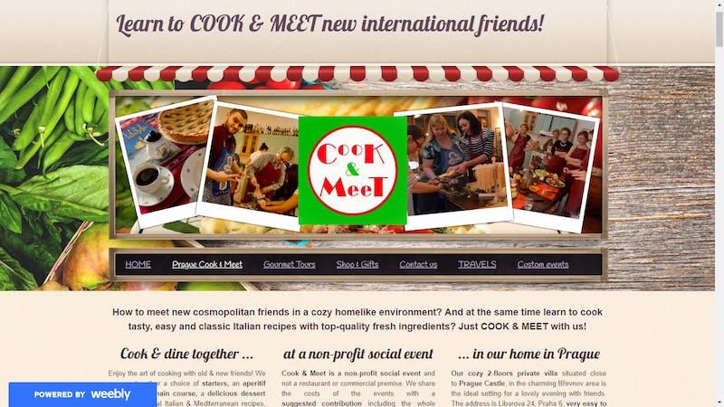 Cook & Meet