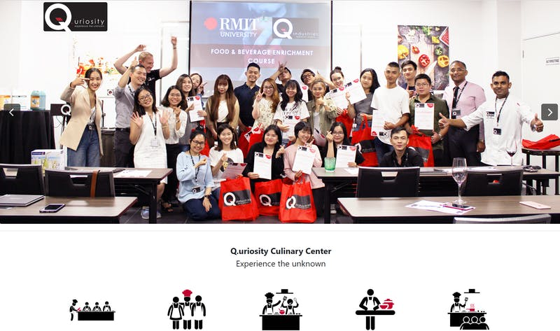 Quriosity Culinary