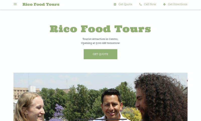 Rico Food Tours