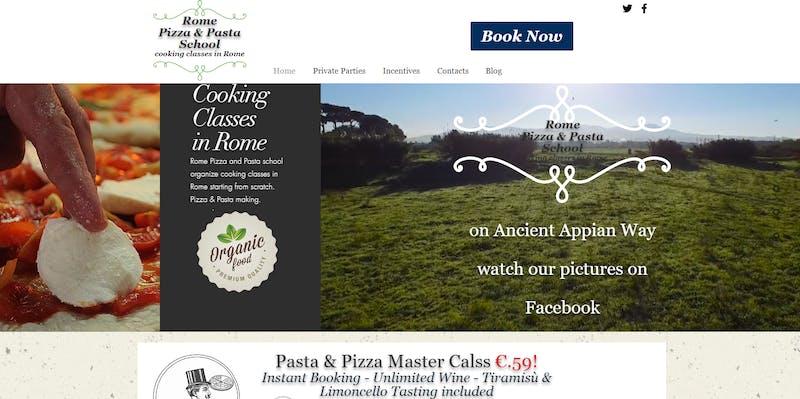 Rome Pasta and Pizza School