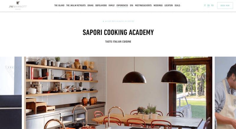 Sapori Cooking Academy