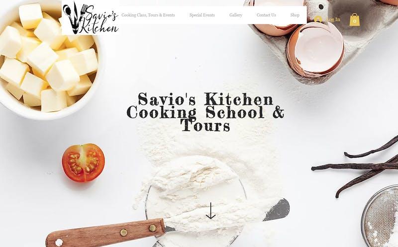 Savio's Kitchen