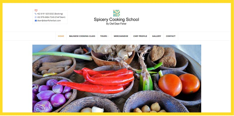 Balinese Cooking Class by Spicery Cooking School