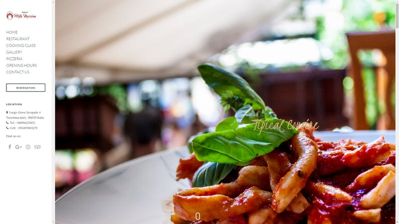 Porta Messina Cooking Class