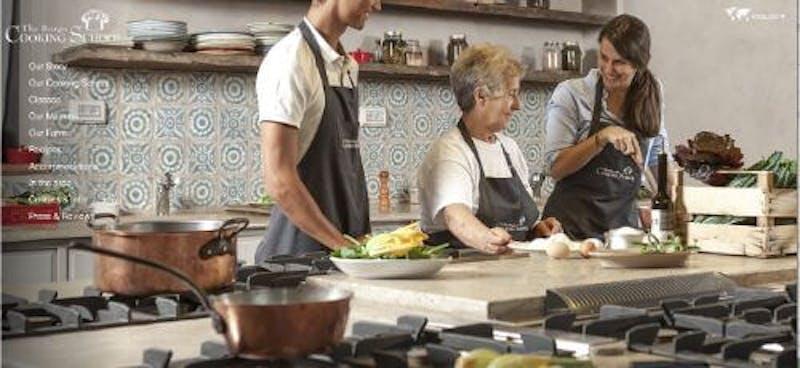 The Borgo Cooking School