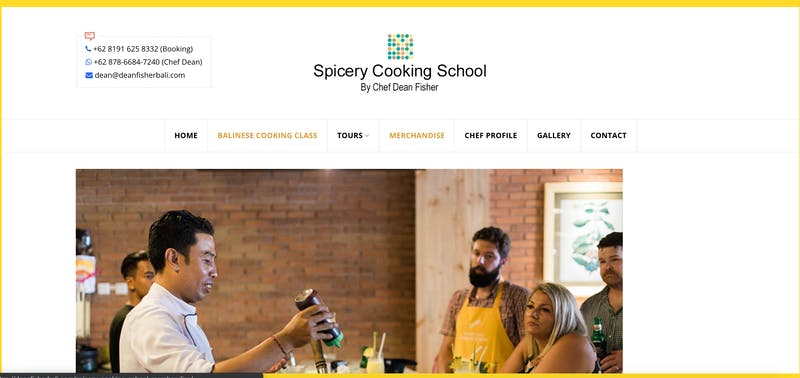 Spicery Cooking School